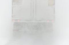 État des routes tempête 3-14-2017 - ni d'hiver de Pâques de ` Images stock