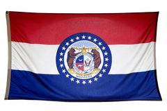 État du Missouri Photographie stock