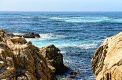 État Marine Reserve d'Asilomar Photographie stock