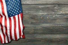 État uni par Etats-Unis de fond de drapeau de l'Amérique Image libre de droits