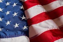 État uni par Etats-Unis de fond de drapeau de l'Amérique Image stock