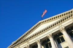état Utah de capitol Images libres de droits