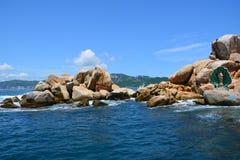 États-Unis du Mexique, Acapulco Photo libre de droits