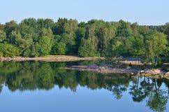 Étayez la mer de Baltik Photographie stock libre de droits