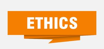 éthique illustration libre de droits