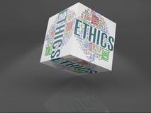 Éticas Fotografia de Stock