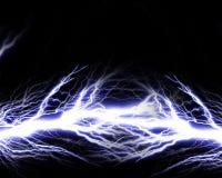 Étincelle électrique Images stock