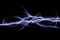 Étincelles électriques Photographie stock