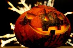 Étincelles de Halloween Image libre de droits