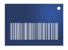 Étiquette de code barres Photographie stock libre de droits