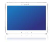 Étiquette 3 10,1 de galaxie de Samsung Photos libres de droits