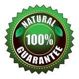 Étiquette de garantie illustration de vecteur