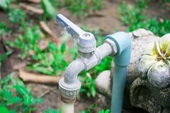 Étiquette de l'eau Images libres de droits