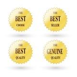 Étiquette de vente Images stock