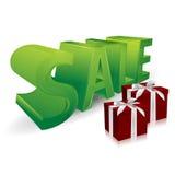 Étiquette de vente méga Photos libres de droits