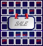 Étiquettes de prix discount Vecteur Photo stock