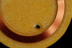 Étiquettes de RFID Photos stock