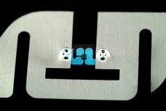Étiquettes de RFID Photographie stock