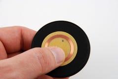 Étiquettes de RFID images stock
