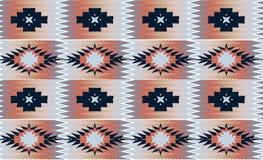 Étnico tribal do teste padrão sem emenda do vetor, boho Fotos de Stock Royalty Free