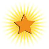 Étoile Image stock