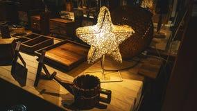 Étoile photographie stock