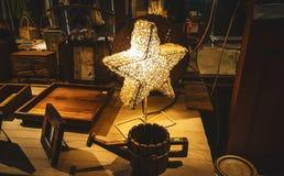 Étoile photo stock