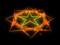 Étoile Images libres de droits