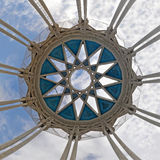 Étoile architecturale Photographie stock