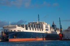 Étoile atlantique de cargo Image libre de droits