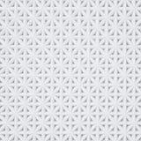 Étoile blanche de texture de fond Photographie stock libre de droits