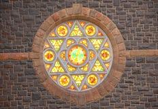 Étoile d'église Image libre de droits