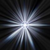 étoile d'épanouissement illustration libre de droits