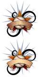 Étoile de base-ball une illustration de vecteur