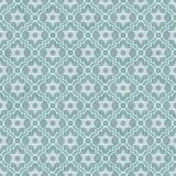 Étoile de bleu et blanche de David Repeat Pattern Background Photo libre de droits