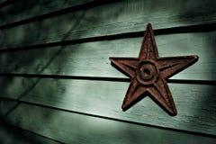 Étoile de fer Photos libres de droits