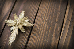 Étoile de fond de Noël Photos stock