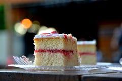 Étoile de gâteau Photos stock