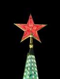 Étoile de Moscou Kremlin photos libres de droits