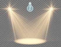 Étoile de Noël étincelle magique d'étoiles - vecteur courant Photographie stock libre de droits