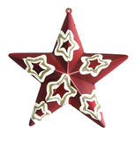 Étoile de Noël Photo stock
