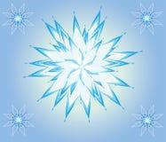 Étoile de Noël illustration stock