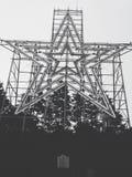 Étoile de Roanoke Images stock