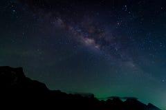 Étoile de Sam Roi Yod National Park Photographie stock libre de droits