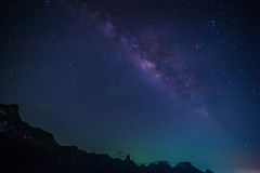 Étoile de Sam Roi Yod National Park Image libre de droits