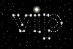 Étoile de VIP Photographie stock libre de droits