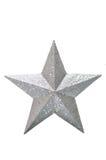 Étoile en bronze sur le dessus Images libres de droits