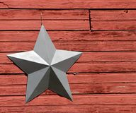 Étoile légère d'étoile lumineuse image stock