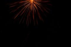 Étoile lumineuse Photos libres de droits