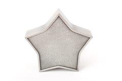 Étoile métallique Photographie stock
